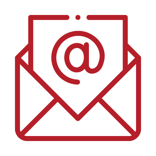 Icon E-mail Verwaltung